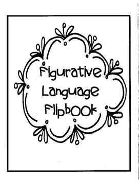 Figurative Language Flipbook
