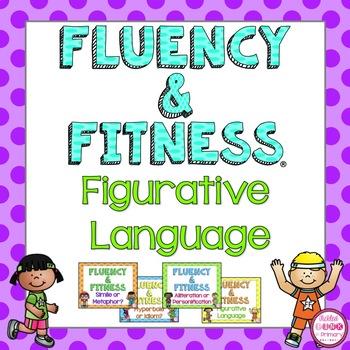 Figurative Language Fluency & Fitness Brain Breaks Bundle