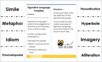 Figurative Language Foldable