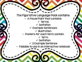 Figurative Language Foldable Pack