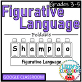Figurative Language Foldable- SHAMPOO