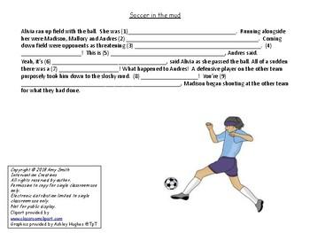 Figurative Language Fun (Gr. 6-8)