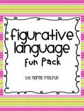 Figurative Language Fun Pack