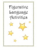 Figurative Language Fun! (Similes, Metaphors, Idioms, Pers