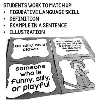 Figurative Language Game - DO NOT BUY