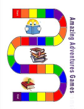 Figurative Language Games Package 5 games