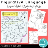 Figurative Language Graphic Organizers
