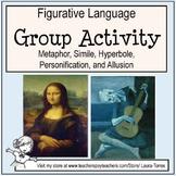 Figurative Language Group Activity