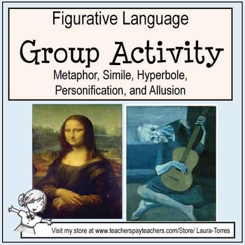 Figurative Language Group Activity