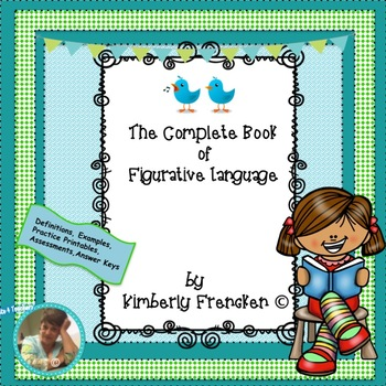 Complete Book of Figurative Language