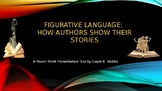 Figurative Language How Authors Show Their Stories
