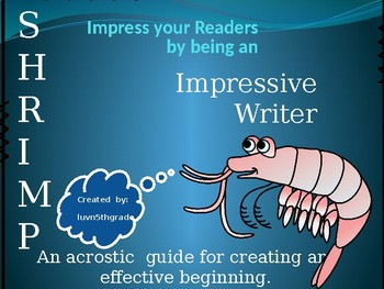 Figurative Language How to Create an Impressive Beginning to any Writing Piece