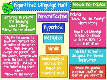 Figurative Language Hunt