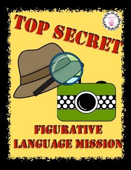 Figurative Language Challenge Hunt