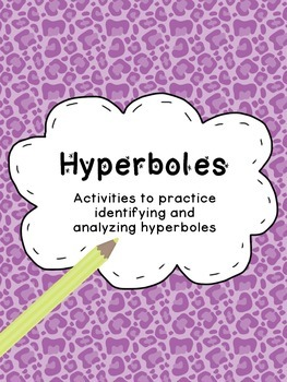 Figurative Language: Hyperbole