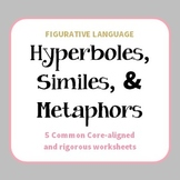 Figurative Language: Hyperboles, Similes, and Metaphors