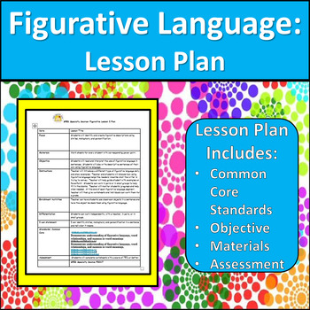 Figurative Language: Identify and Create Similes, Metaphors, and Personification