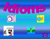 Figurative Language - Idioms
