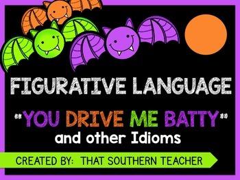 Halloween Idioms