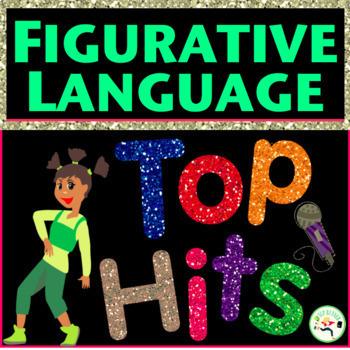 Figurative Language ~ In Pop Music