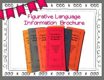 Figurative Language Information Brochure