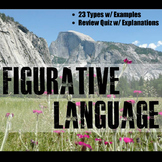 Figurative Language Instructional Slideshow