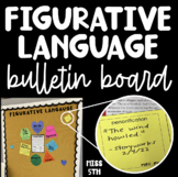 Figurative Language Interactive Bulletin Board