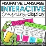 Figurative Language: Interactive Bulletin Board