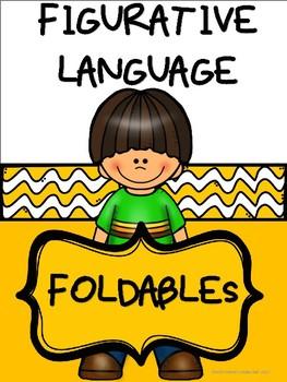 Figurative Language Interactive Foldable