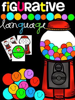 Figurative Language Interactive Notebook Activities