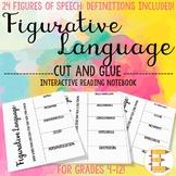 Figurative Language Interactive Reading Notebook: 24 Figur