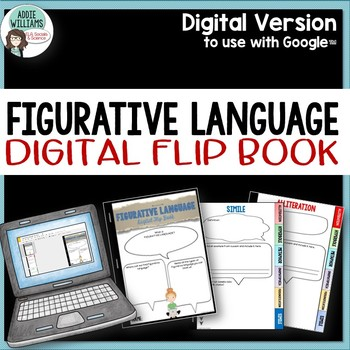 Figurative Language - Digital / Google Drive Version