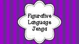 Figurative Language Jenga