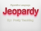 Figurative Language Jeopardy Game