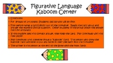 Figurative Language Kaboom