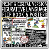 Figurative Language Flip Book & Figurative Language Activities 4th Grade & More