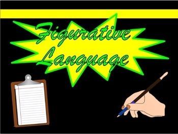 Figurative Language Lesson Bundle