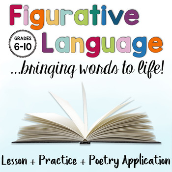 Figurative Language Lesson and Activities
