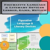Figurative Language Lesson and Game