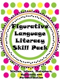 Figurative Language Literacy Skills Pack