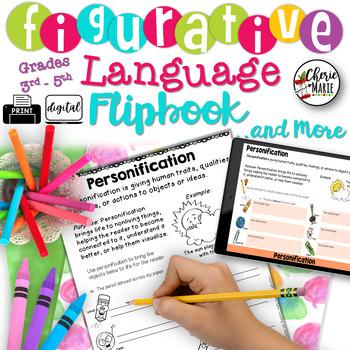 Rl44 teaching resources teachers pay teachers figurative language 3rd grade 4th grade 5th grade rl34 rl44 fandeluxe Choice Image