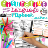Figurative Language Posters Activities Worksheets Flipbook