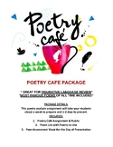 Figurative Language/Literary Devices POETRY cafe assignment! (CCSS aligned)