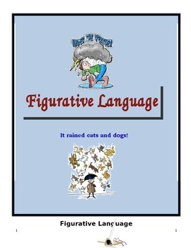 Figurative Language (Literary Devices to Enrich Written and Spoken Language)