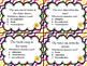 Figurative Language - Literary Elements Task Cards