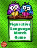 Figurative Language Match Game