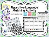 Figurative Language Matching Activity Pack