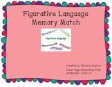 Figurative Language Memory Match