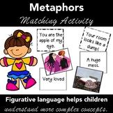 Figurative Language METAPHORS- Matching Activity