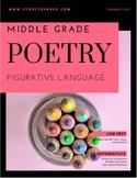 Figurative Language Micro-Unit for Middle Grades
